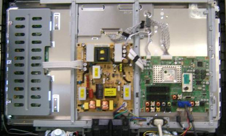 LCD TV Servicing