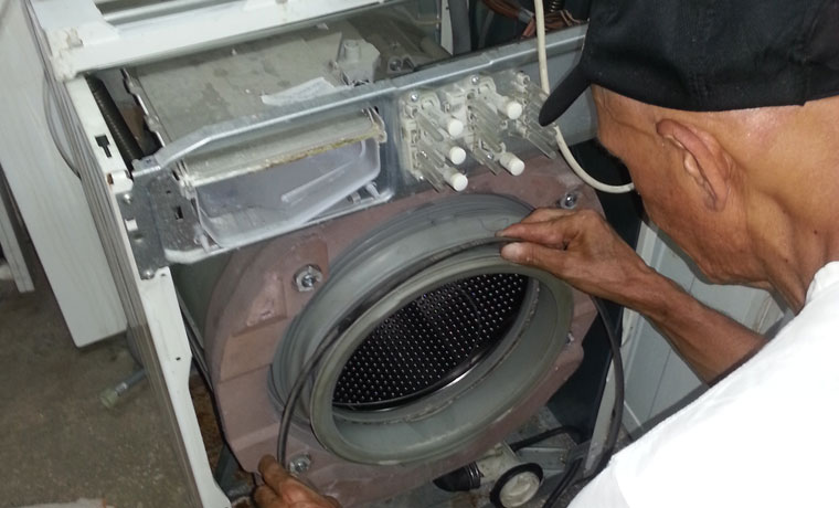 Washing Machine Front Opening